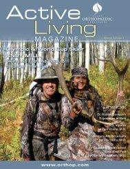 Active Living - Aspen Orthopaedics