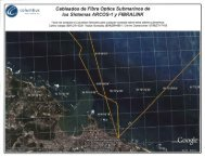 Dominican Republic - ARCOS 1 and FibraLink Submarine Cables