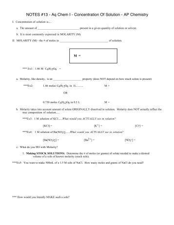 worksheets solution concentration worksheet opossumsoft worksheets and printables. Black Bedroom Furniture Sets. Home Design Ideas