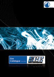Commercial Gas Catalogue - System Control Engineering