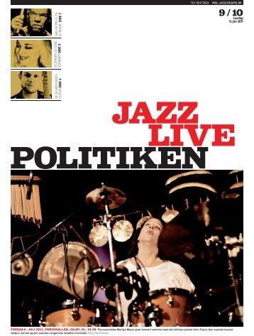 Lørdag 9. juli 2011 DE ELSKER DERES GUITAR SIDE 4 ... - Politiken