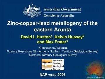 Pb - Geoscience Australia