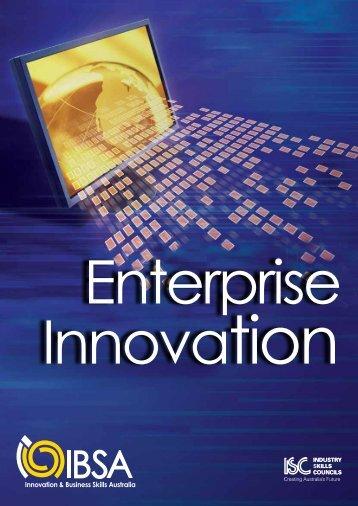 Looking Forward - Innovation & Business Skills Australia