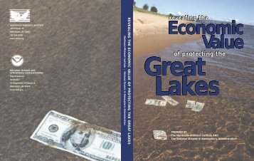 Revealing the Economic Value of Protecting the Great Lakes