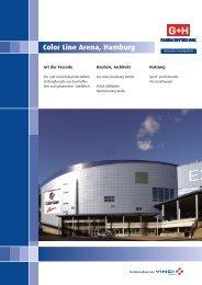 Download des Projektinformationsblattes - G+H Fassadentechnik