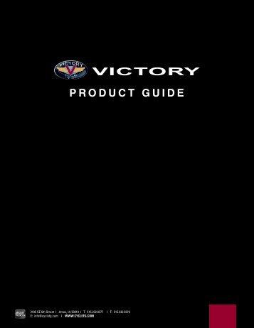 Victory Catalogue