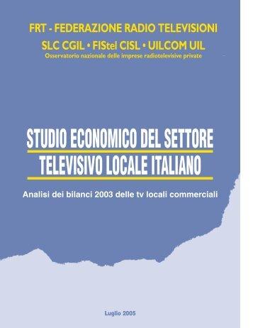 il patrimonio netto - Federazione Radio Televisioni
