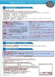 Télécharger le bulletin d'inscription avec hôtels - Idate