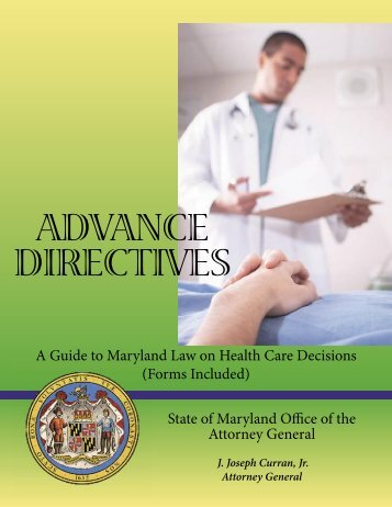 ADVANCE DIRECTIVES - Rapp Funeral and Cremation Services