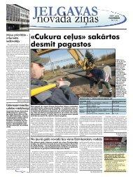 2009. gada novembris Nr.1. - Jelgavas rajona padome