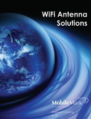 WiFi Antenna Solutions - Mobile Mark