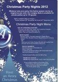 Christmas 2012 - Arora Hotels - Page 3