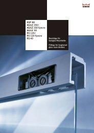 RSP 80 AGILE 150 / AGILE 150 Syncro AGILE 50 RS 120 ... - Sinai