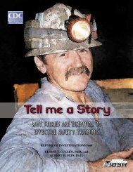 Tell Me a Story: Why Stories are Essential to Effective Safety Training
