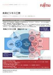 未来ビジネス工房 - 富士通 - Fujitsu