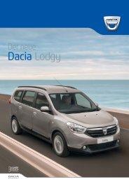 Der Neue Dacia Lodgy - RENAULT Griesel