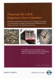 DLR Update - December 2007- .pdf 1.2mb - London City Airport ...