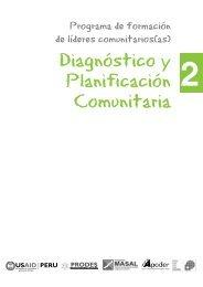 Diagnóstico y Planificación Comunitaria
