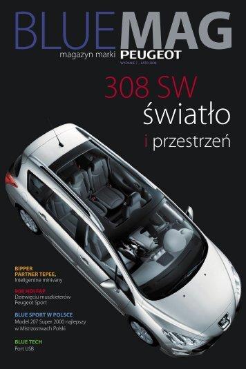 i przestrzeń - Peugeot