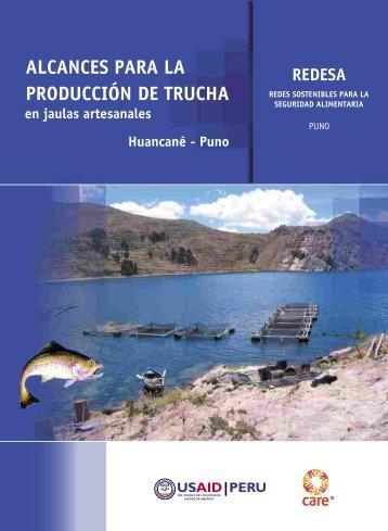 CARE Guia Practica Produccion de Truchas - Manual.cdr