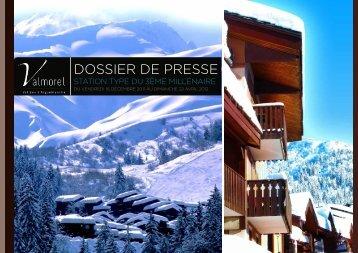 DOSSIER DE pRESSE - Adequate systems