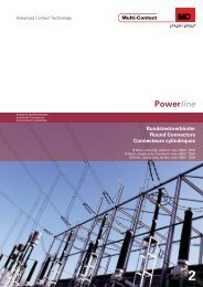 2 Powerline - Northern Connectors