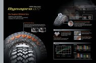 The Toughest Off-Road Tyre