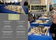 Scarica il bando Sanremoscacchi 2014