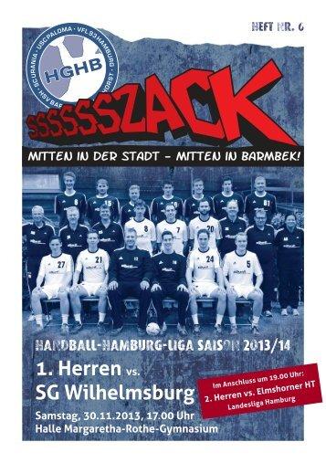 HGHB_2013-14 _HEFT_6.indd - Handballgemeinschaft Hamburg ...