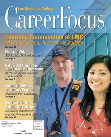 Learning Communities at LMC - Los Medanos College