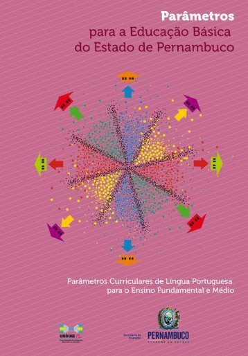 Língua Portuguesa - Secretaria de Educação de Pernambuco