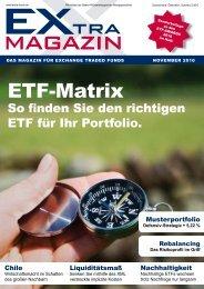 ETf-Matrix - EXtra-Magazin