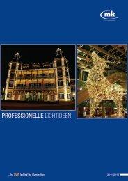 PROFESSIONELLE LICHTIDEEN - M. Schurrer & Co