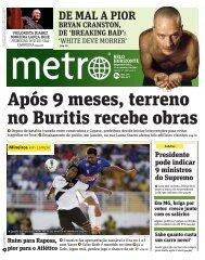 DE MAL A PIOR - Metro