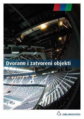 Dvorane i zatvoreni objekti.pdf (704 KB) - Dalekovod dd