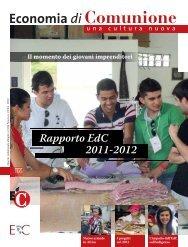 Rapporto EdC 2011-2012 - Città Nuova Rivista