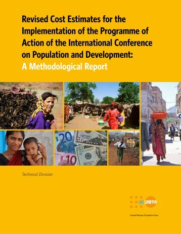 Revised Cost Estimates for the Implementation of the ... - UNFPA