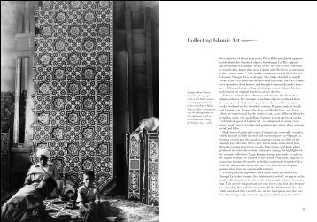 Collecting Islamic Art J