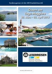 Lago Maggiore-Prospekt zum Herunterladen - Aachener Zeitung