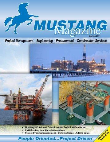 Spring 2011 - Mustang Engineering Inc.