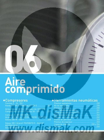 Aire comprimido - catalogo