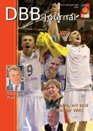 von Dirk Bauermann - Deutscher Basketball Bund