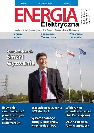 numer 3/2011 - E-elektryczna.pl