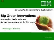 Big Green Innovations - SMTA