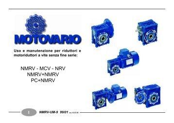 Uso e Manutenzione - Tecnica Industriale S.r.l.