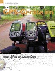 GPS-Geräte Im Test - Bayernbike.de