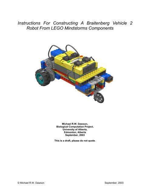 Non-Reinforced Bottom Lego X24 Black Plate 2 x 2 with Wide Wheel Attachments