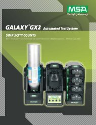 Galaxy GX2 Automated Test System - 5 Alarm Fire and Safety ...