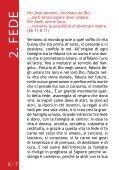 Di dono in dono… Le parole della famiglia - Chiesa di Milano - Page 6