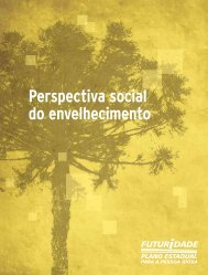 Volume 4: Perspectiva social do Envelhecimento - Secretaria de ...